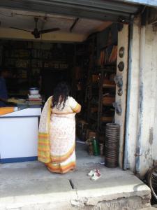 """O que minha """"mãe"""" indiana - Bela - está fazendo?"""