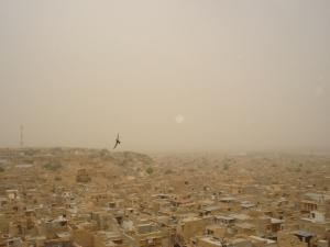 Jaisalmer e a imensidão de uma cidade no deserto